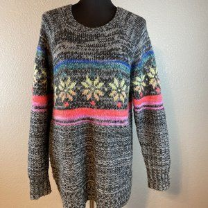 American Eagle Outfitters Wool Jegging Sweater L